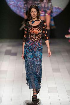 Fashion 2018, Fashion Week, New York Fashion, Runway Fashion, Fashion Models, Fashion Show, Women's Fashion, Fashion Details, Anna Sui Looks