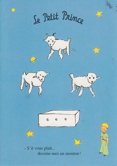 My Favorite Book- Le Petit Prince