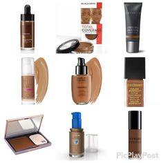 "jaminicanbitch: "" melaninmedicine: "" black-girl-makeup: "" Foundations for black girls "" Becca is so great "" l'oréal matte is sooooooo good "" Concealer Tips, Black Girl Makeup, Girls Makeup, How To Apply Lipstick, How To Apply Makeup, Beauty Tips For Hair, Beauty Hacks, Beauty Ideas, Beauty Products"