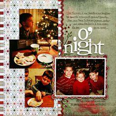 *O'night* - Scrapbook.com Wassail Kit!! - Scrapbook.com