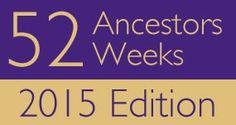Genealogical Gems: 52 Ancestors: Live Long, Aunt Jennie