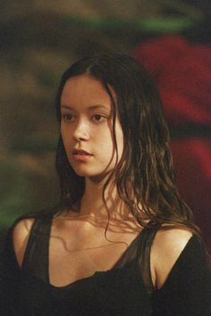 Summer Glau as River Tam