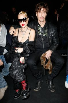 Alexander Wang Fall 2015 Ready-to-Wear Front Row Celebrity Photos - Vogue