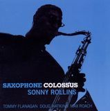 Saxophone Colossus [CD], 15205445