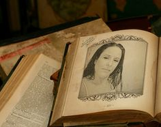Meee in a book