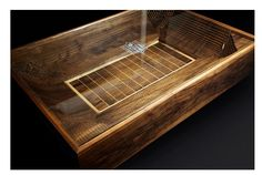 NFL stadium coffee table, furniture & design by Michael Rupich