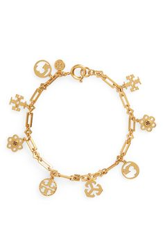 Womens Copper 18k Gold Plated Daisy Flowers Adjustable Size Link Chain Bracelet for Women Girls Gifts,6.69+1.18 Extender