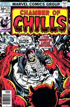 Horror Comics, Marvel Comics, Comic Books Art, Book Art, Top Cow, Dark Horse, Comic Covers, Archie, Chill