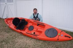 F*** ton of Innovative and practical kayak accessories made by fishermen, for fishermen...