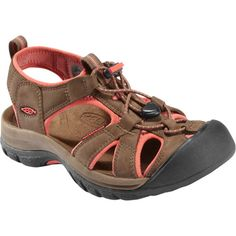 My new Keen Hiking Sandals  - will be great for the Kauai hiking trails
