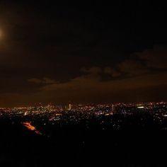 Instagram【geeeesoooo】さんの写真をピンしています。 《#brisbane の夜景。 みんなに会えて良かった。 ありがとう、本当に。 #留学 #australia  #夜景 #tokyocameraclub  #ありがとう》