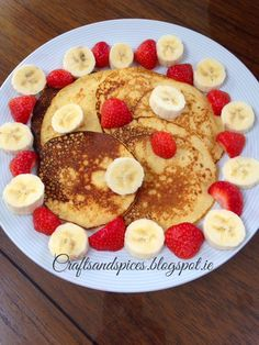 crafts and spices: Magic Pancakes Slimming World - Healthy Eating