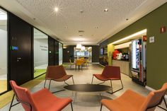 Cargill Offices by Athié Wohnrath, São Paulo – Brazil » Retail Design Blog