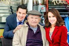 "Find out more about the cast of the Hallmark Channel Original Movie ""All of My Heart,"" starring Lacey Chabert, Brennan Elliott and Edward Asner Family Movies, New Movies, Good Movies, Movies And Tv Shows, Hallmark Movies 2017, Hallmark Holiday Movies, Hallmark Channel, 2 Movie, Love Movie"