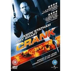 Buy Crank (Used DVD) | 5ivestarsEntertainment.com