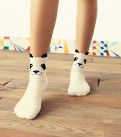 Achetez les chaussettes panda sur lavantgardiste.