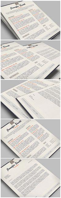 Resume Template - #Resume, #ResumeTemplate