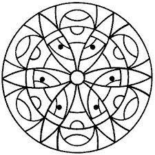 Moldes Mandala Para Cd