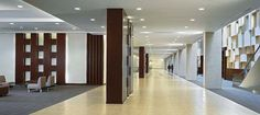 ALLSTREAM CENTRE BY NORR Site Visit, Centre, Divider, Touch, Interior Design, Space, Nature, Room, Furniture