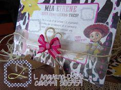 Invitaciones para fiesta infantil muy Country Style! By. Linda Anguiano