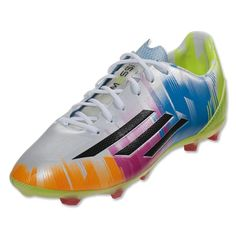 adidas F50 adizero TRX FG Junior Messi (Running White Black) Adidas Football  701a7893c6374