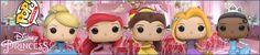 Funko Pop! Disney Dancing, Disney, Disney Princess, Princesas Disney