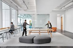 5 Global Office Spaces Employ Artistry and Imagination Cool Office Space, Office Space Design, Workspace Design, Office Interior Design, Interior Exterior, Interior Architecture, Office Spaces, Commercial Architecture, Interior Design Magazine