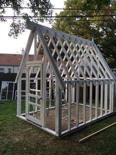 Greenhouse getting closer 1