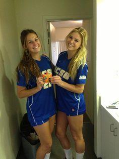 Two hot schoolgirls