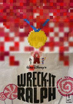 Disney Classics 52 Wreck It Ralph by Hyung86 on DeviantArt