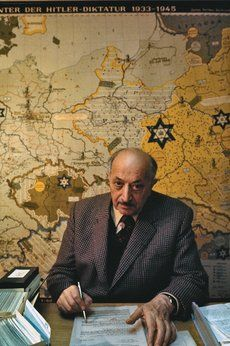 Simon Wiesenthal helped catch some of the most important people to be a part of the Nazis. He helped bring one of the most important leaders of the Nazis to trial. The man that he helped bring to trial was Adolf Eichmann.