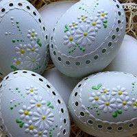 m.fler.cz zbozi?uid=26140 Egg Crafts, Easter Crafts, Holiday Crafts, Diy And Crafts, Egg Shell Art, Egg Designs, Egg Art, Easter Holidays, Egg Decorating