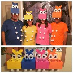 you looking for the best matching group Halloween costumes to wear to this y. Are you looking for the best matching group Halloween costumes to wear to this y.Are you looking for the best matching group Halloween costumes to wear to this y. Disney Halloween, Best Group Halloween Costumes, Halloween Costumes For Work, Theme Halloween, Easy Halloween, Holidays Halloween, Halloween Crafts, Teacher Costumes, Zombie Costumes