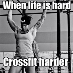 #crossfit #gohardorgohome best therapy ever. Nothing like a good hard wod to make your day brighter.