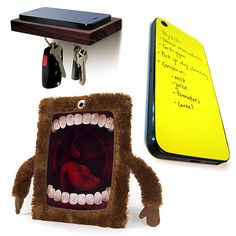 These tech accessories are silly but useful.