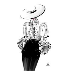 #blackandwhite always in #fashion #hautecouture collection 2001 by @ysl #yvessaintlaurent #throwback white crisp #blouses #ootd #wiw  #beautiful  #fashiondesigner #artist #art #drawing #picture #artist #sketch #sketchbook #paper #instafashion #artsy #instaart #instagood #masterpiece #vintage #photooftheday #instaartist #fashionillustration #artoftheday by #lindazoon #hoogstraat