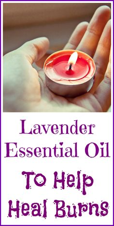 Lavender essential oil has a long history as a natural burn remedy. Essential Oil Uses, Doterra Essential Oils, Holistic Healing, Natural Healing, Natural Medicine, Herbal Medicine, Herbal Remedies, Natural Remedies, Jalapeno Pepper