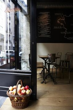 Buvette, Paris by Nicole Franzen Photography, via Flickr