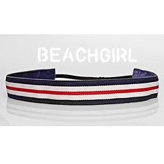 Simple Sailor ~ Non Slip Adjustable Headband