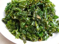 My Favorite Sauteed Kale Recipe - Food.com -/Loved it. Followed recipe except I only used a 1 pound bag of chopped kale. Will make again.