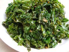My Favorite Sauteed Kale Recipe - Food.com - 364252