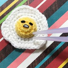 So a lot of you liked my pattern for Gudetama under Bacon Blanket . And some of you even made your own super cute versions like this o...