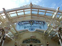 Crystal Palace Restaurant near Main Street, USA at the Magic Kingdom, Walt Disney World, Florida