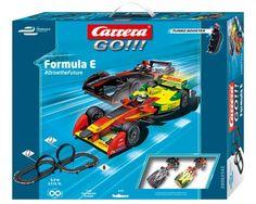 La Formule E passe au circuit électrique avec Carrera…Go !!!