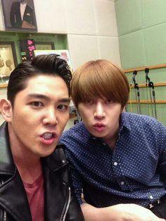 Kangin & Heechul