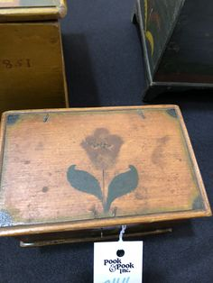 Painted Boxes, Hand Painted, Butter Molds, Box Shelves, Candle Box, Country Primitive, Box Art, Primitives, Decorative Items
