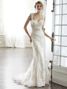 favorite wedding dresses of 2015 - Pia by Maggie Sottero