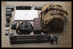 """""""In Yoyr Bag"""" #400 http://japancamerahunter.com/2013/01/in-your-bag-no-400-ming-thein/"""