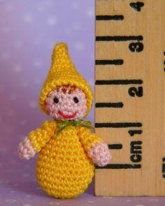 PDF PATTERN Amigurumi Crochet Tutorial Pattern by MuffaMiniatures