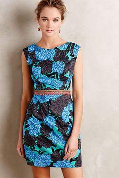 Cape Jasmine Petite Dress - anthropologie.com